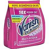 Tira Manchas em Pó Vanish Oxi Action Pink, 2.5kg