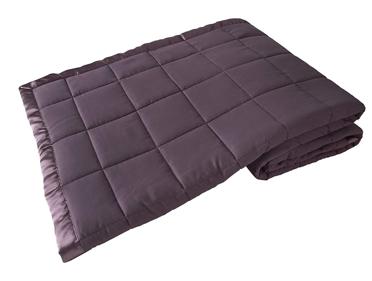 Elite Home Products Down Alternative Solid Blankets