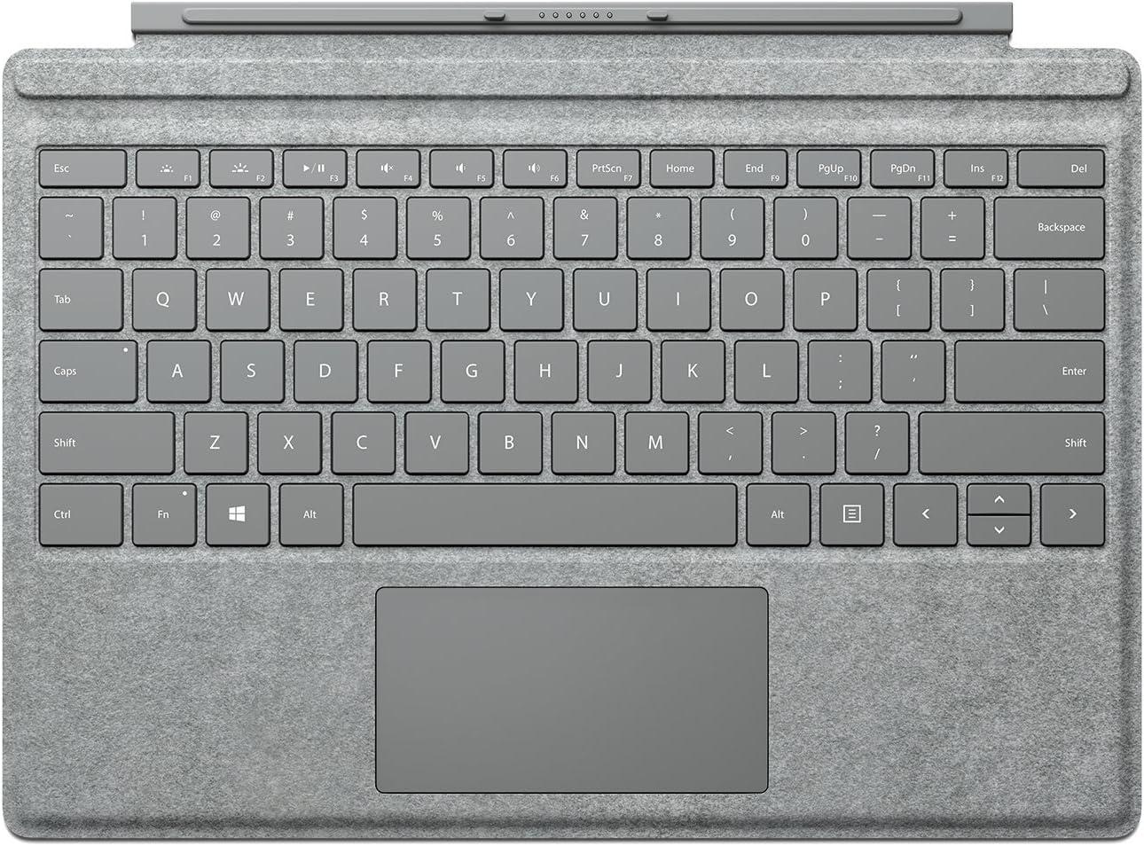 Microsoft Surface Pro 4 Funda para teclado: Amazon.es ...