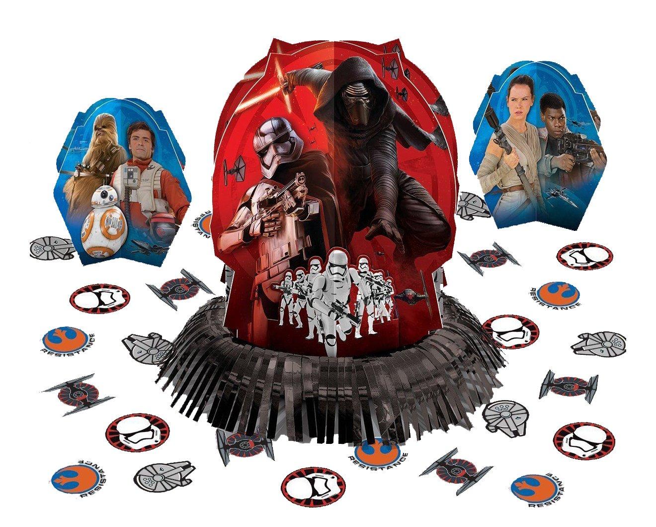 Star Wars Episode VII Table Decorating Kit, Party Favor