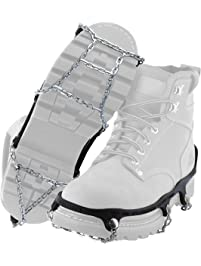 Yaktrax Traction Chains for Walking on Ice and Snow (1 Pair)