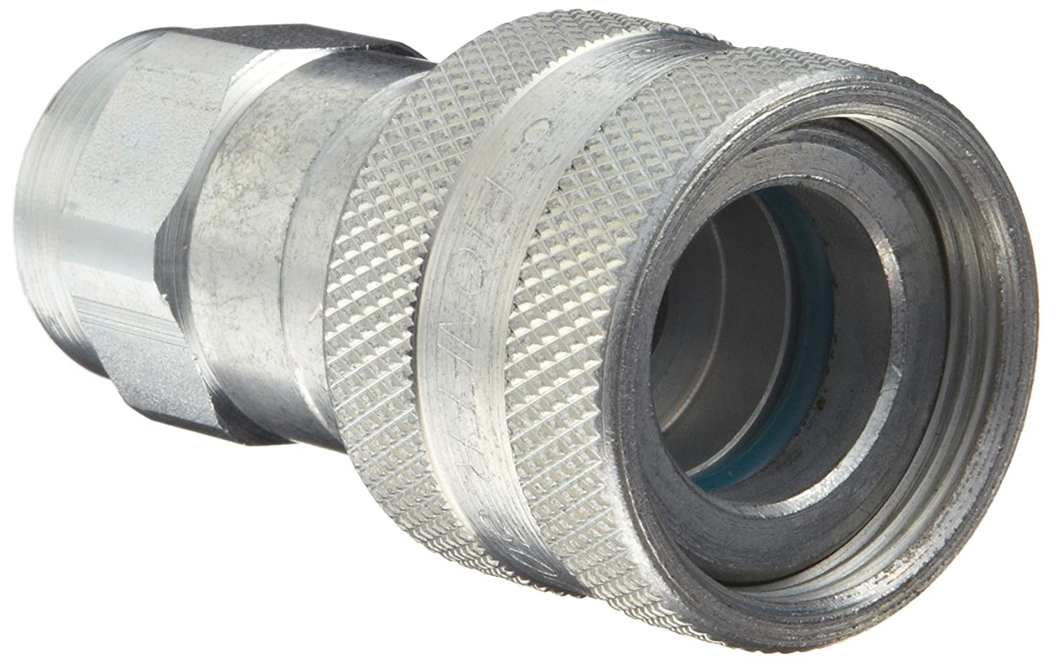 Quick Connect Fittings >> Dixon 30 300f Steel Hydraulic Quick Connect Fitting Coupler 3 8
