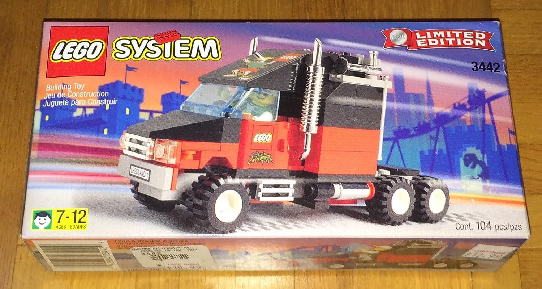 Custom Precut Aufkleber//Sticker passend für LEGO® 3442 Legoland California Truck