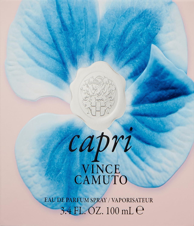 Vince Camuto Eau de Parfum Spray Capri, 3.4 Fl Oz