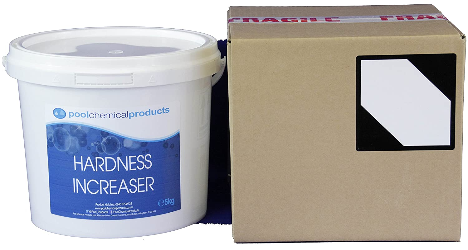 10kg Hardness Increaser (Calcium Chloride) Pool Chemical Products