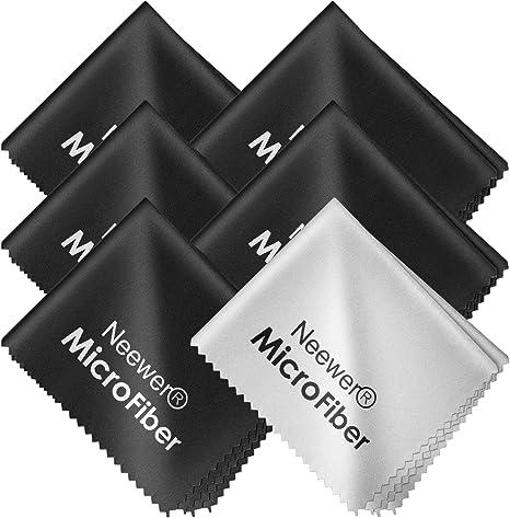 Microfibre montre chiffon de nettoyage montre bijoux bricolage LCD LED