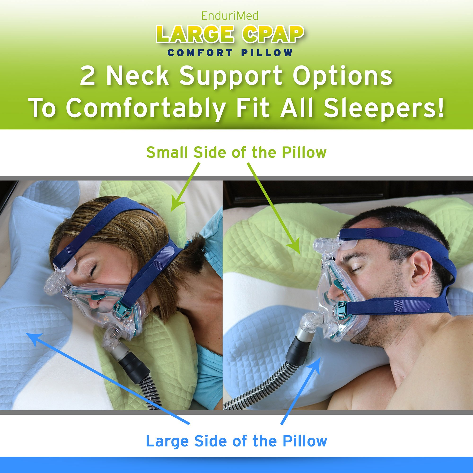 qulits cpap pillow new to silver back with sleepers sleeper contour lovely foam side for of memory