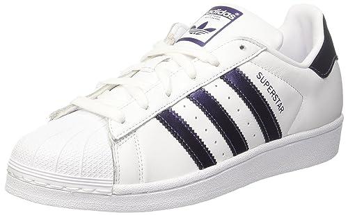 finest selection 132d2 3e5ba adidas Superstar W, Zapatillas para Mujer  Amazon.es  Zapatos y complementos