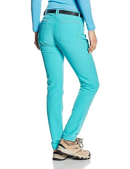 TRANGOWORLD Elbert Pantalones Largos Mujer