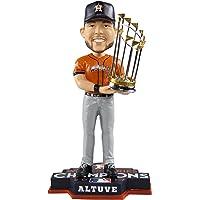$199 » Jose Altuve Astros 2017 World Series Champions Rare Orange Jersey Bobblehead MLB
