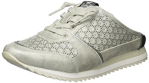 Mustang 1237-702, Zapatillas Tipo Zueco para Mujer: Amazon.es: Zapatos y complementos