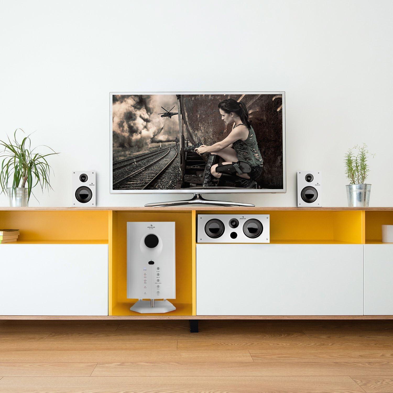 auna Areal 525 WH - Sistema de Sonido Envolvente 5.1