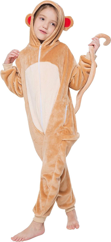 corimori Kigurumi Disfraz Animal (10+ Modelos) Louis el Mono Niños ...