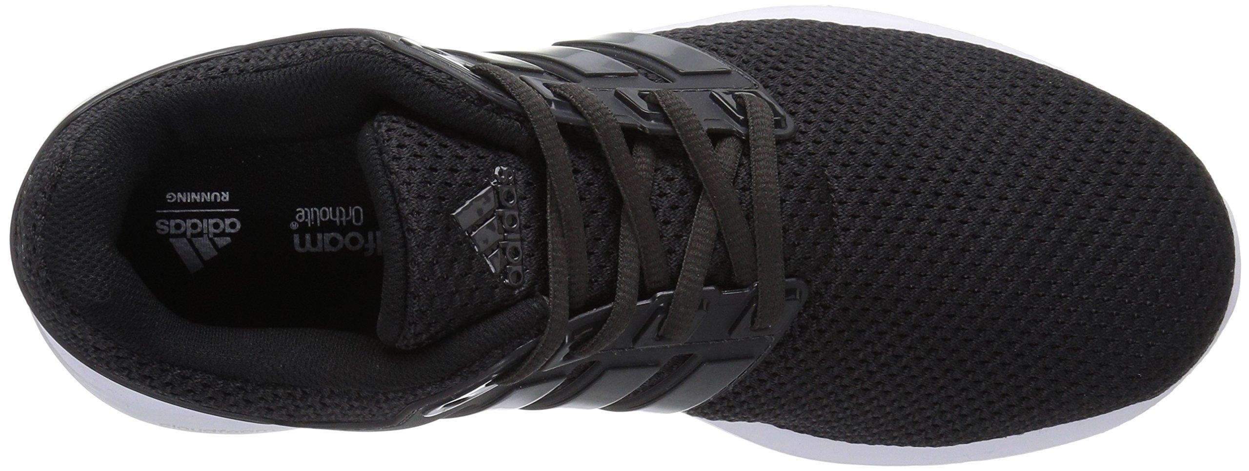 adidas  Men's Energy Cloud Wide m Running Shoe, BLACK/UTILITY BLACK/WHITE, 10.5 2E US by adidas (Image #8)