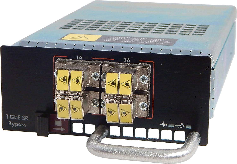 HP NX IPS 2-SGMT 1G Fiber SR Bypass Module JC878A