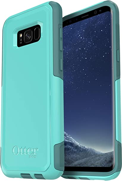 promo code 6473f 1f1d1 OtterBox COMMUTER SERIES Case for Samsung Galaxy S8 PLUS (ONLY) -  Non-Retail Packaging -AQUA MINT WAY