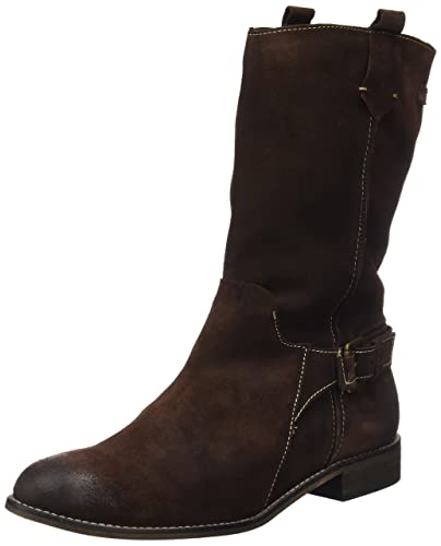 Originals Elsa, Bottes Femme, Marron (Suede Chocolate), 39 EUMtng