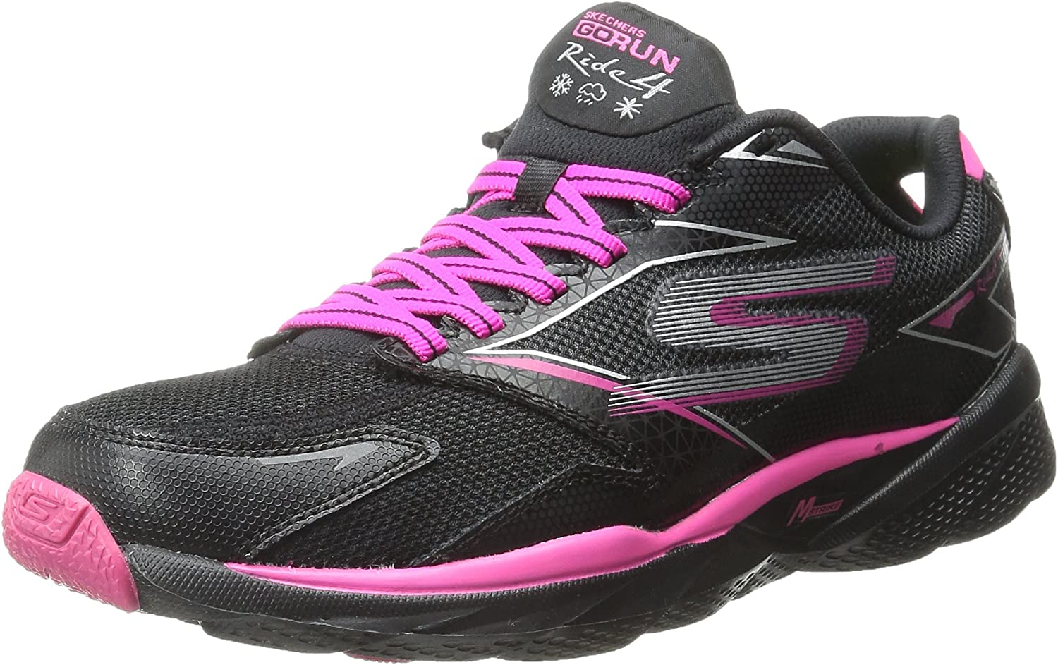 Skechers Performance Women s Go Run Ride 4 Running Shoe