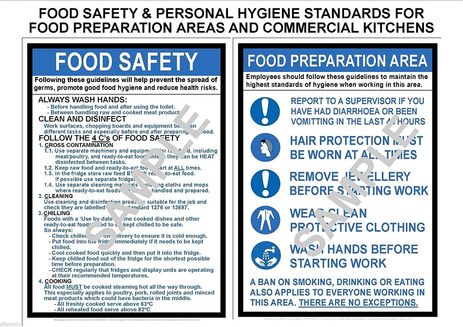 kitchen hygiene rules - Dorit.mercatodos.co