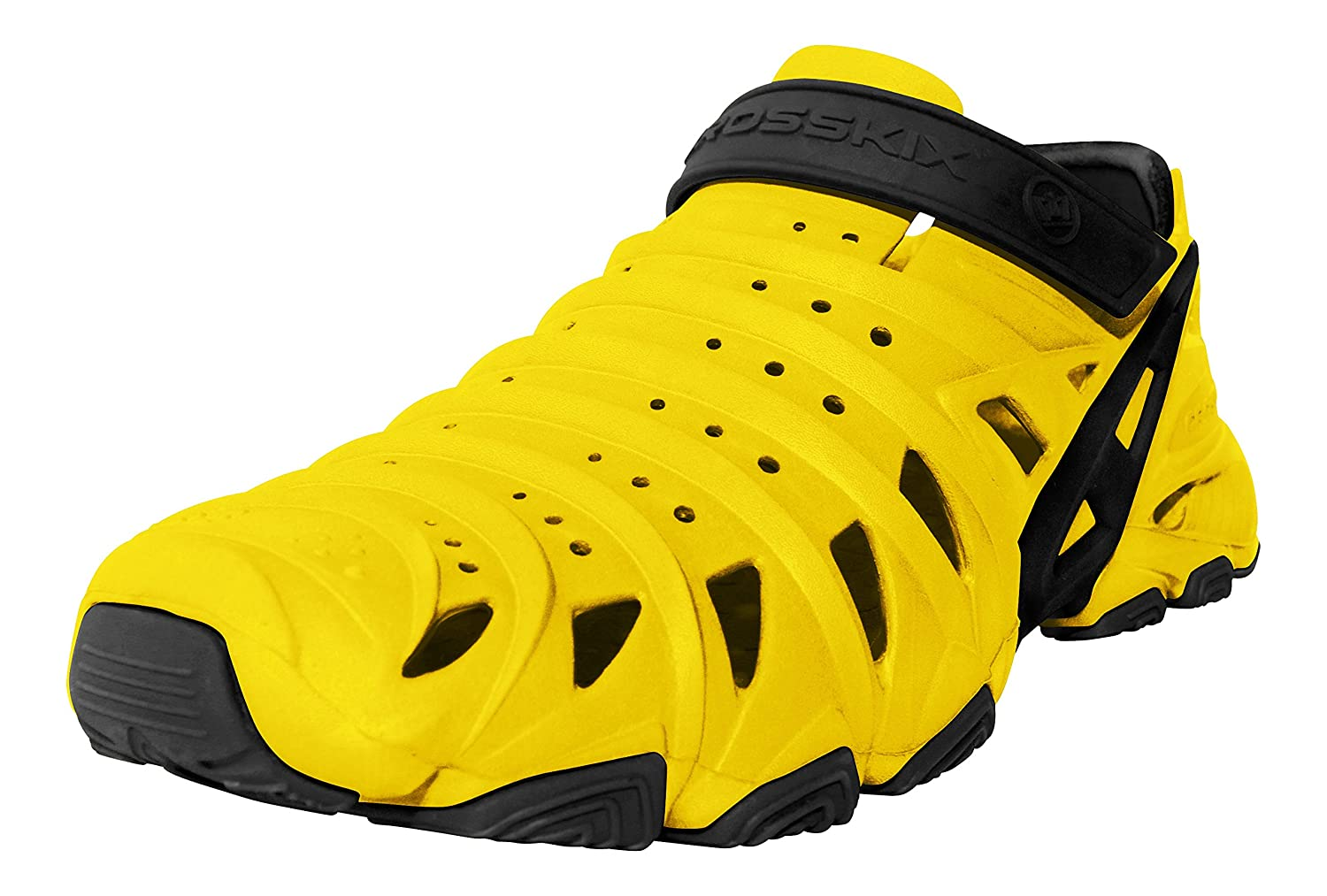 CrossKix 2.0 Athletic Water Shoes - Men & Women B01HE0XI3Y M6W8|Yellowjacket