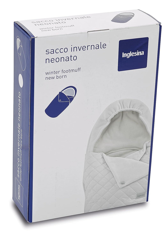 Amazon.com: Inglesina saco recién nacido gris claro: Baby