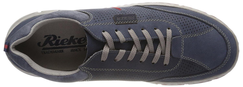 Rieker 13711 Zapatos de Cordones Oxford para Hombre