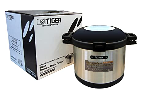 Tiger NFI A800 Vacuum Insulated Non Electric Thermal Cooker Double Wall 271