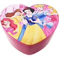 PARTEET® New Cartoon Printed Vanity Case with Mirror for Girls (Princes)