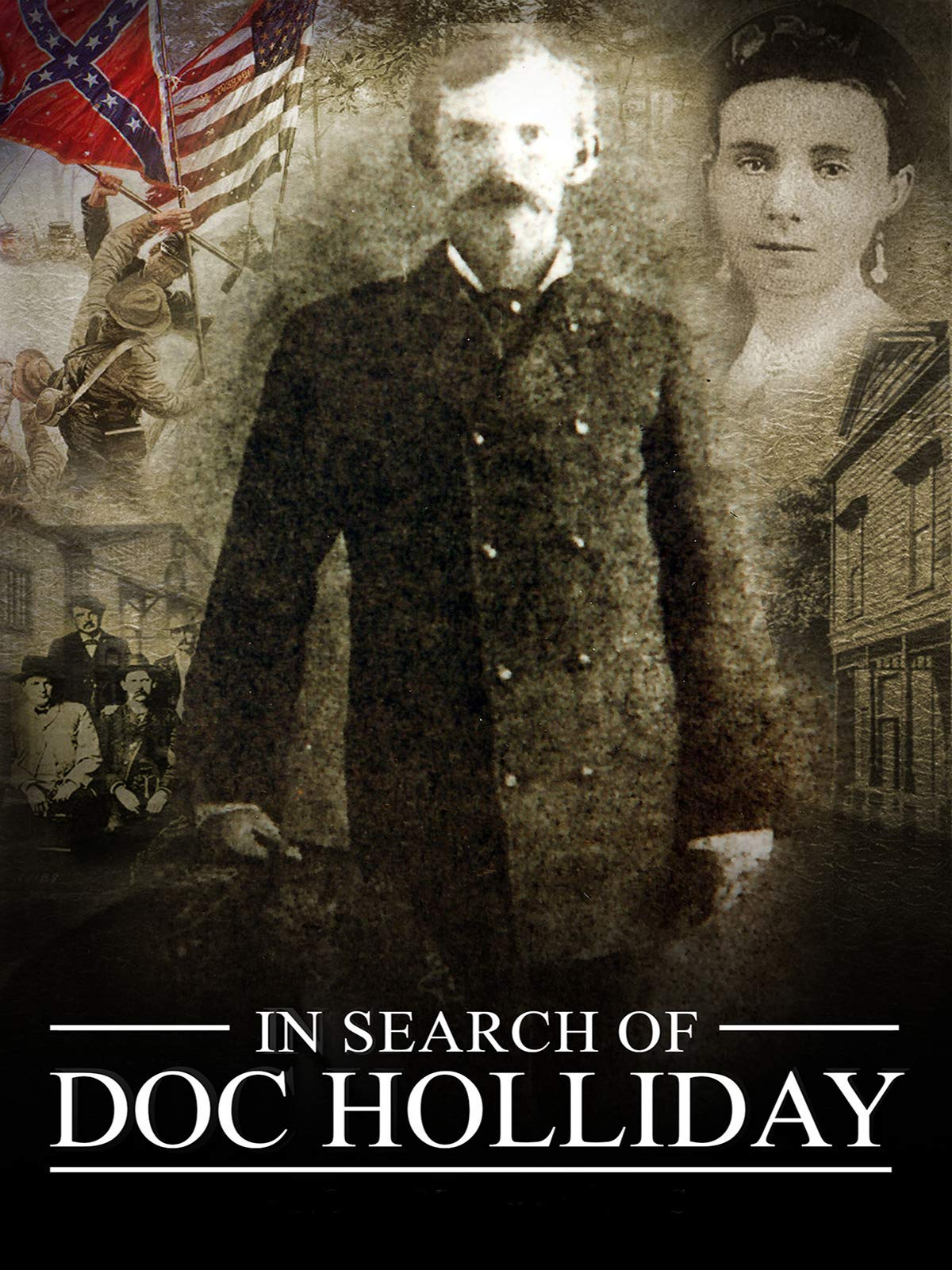In Search of Doc Holliday on Amazon Prime Video UK