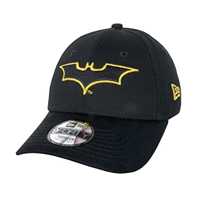 New Era 9FORTY Child Toddler Character Outline Batman Cap  Amazon.co ... 474fdfce5092