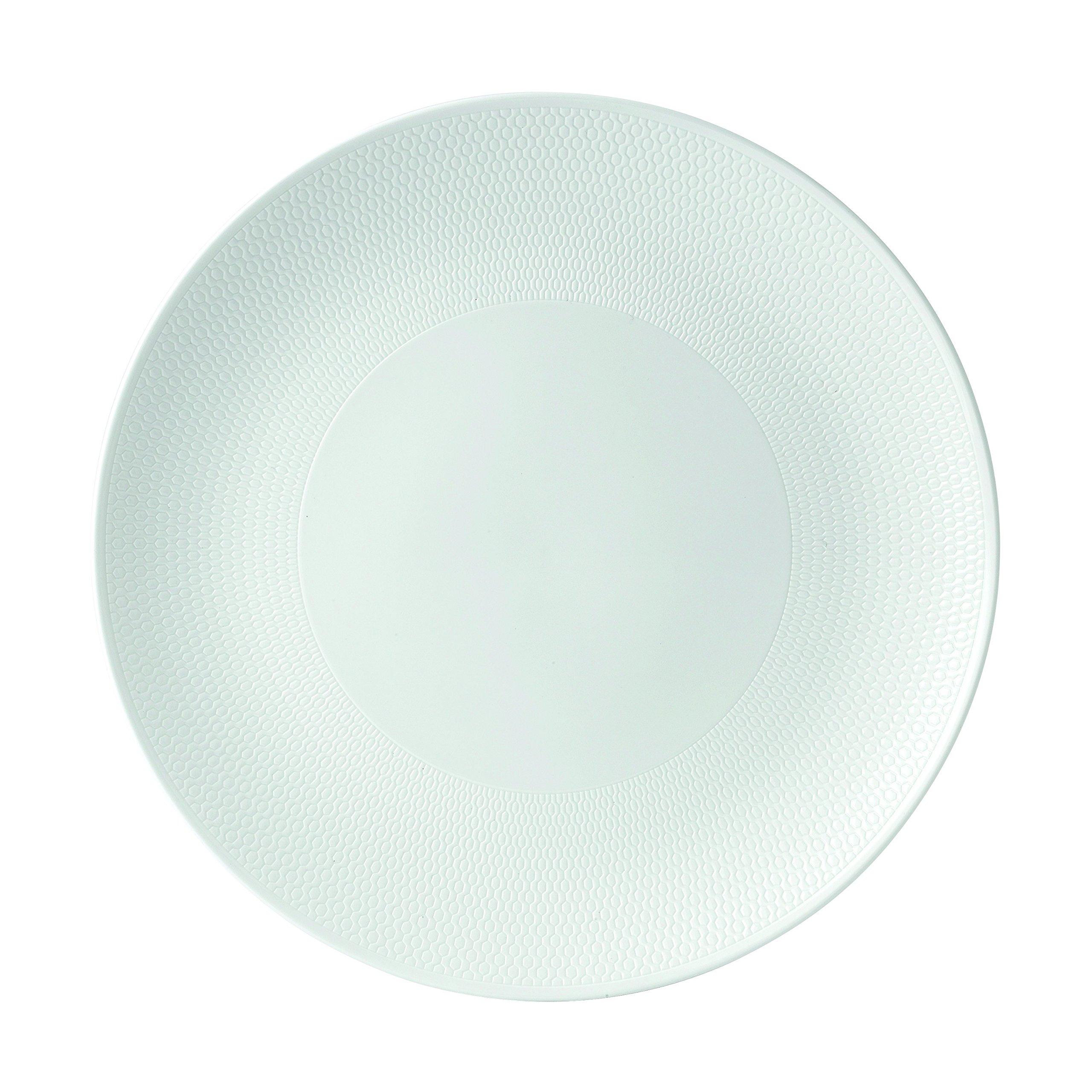 Wedgwood 40023847 Gio Serving Platter 12.8'', White