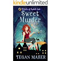 Sweet Murder: Witches of Keyhole Lake Book 1 (Witches of Keyhole Lake Southern Mysteries)