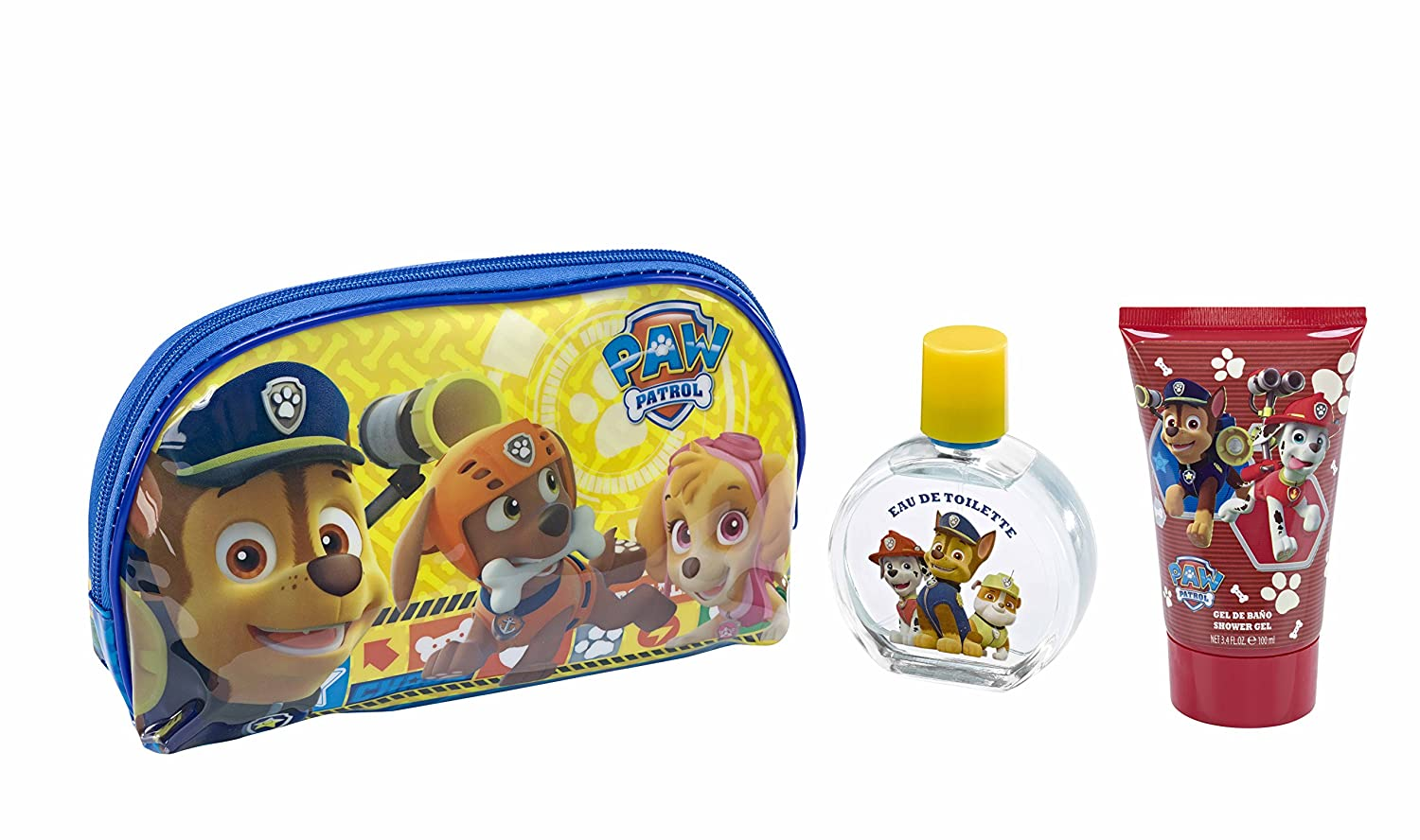 Paw Patrol Neceser Perfume y Gel - 1 pack Air Val International 6015