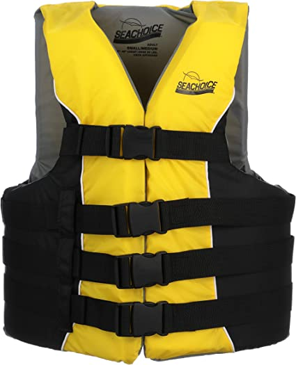 Detachable Fishing Outdoor Life Jacket Vest For Adults L//XL//XXL//XXXL