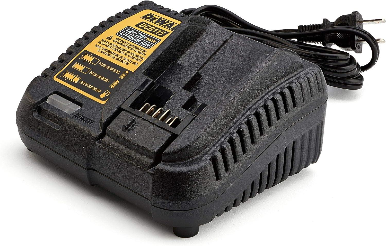 O LOT OF 4 Dewalt DCB115 12V /& 20V Max Li-ion Battery Charger
