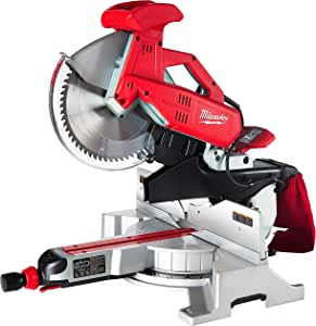"Milwaukee 6955-20 12"" Sliding Dual Bevel Miter Saw"