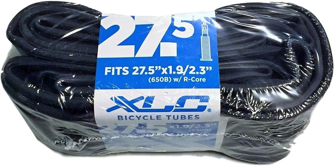 Presta Valve 48mm 2-PACK Evo Mountain Bike Tubes 27.5 x 2.0-2.4