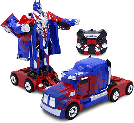 WJ Autobots Dark Lockdown Transformation Car Robot Educational Toys Kids Toys