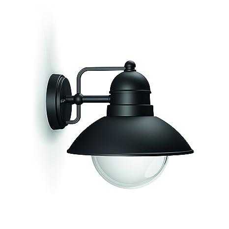 Philips Lighting Hoverfly Black Wall Light Lampada da Parete da ...