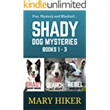 Shady Springs Dog Mysteries Series Boxed Set (Books 1 - 3)