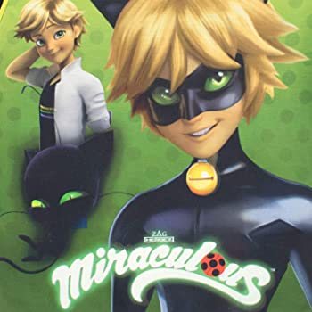Miraculous Boys Cat Noir Pajamas