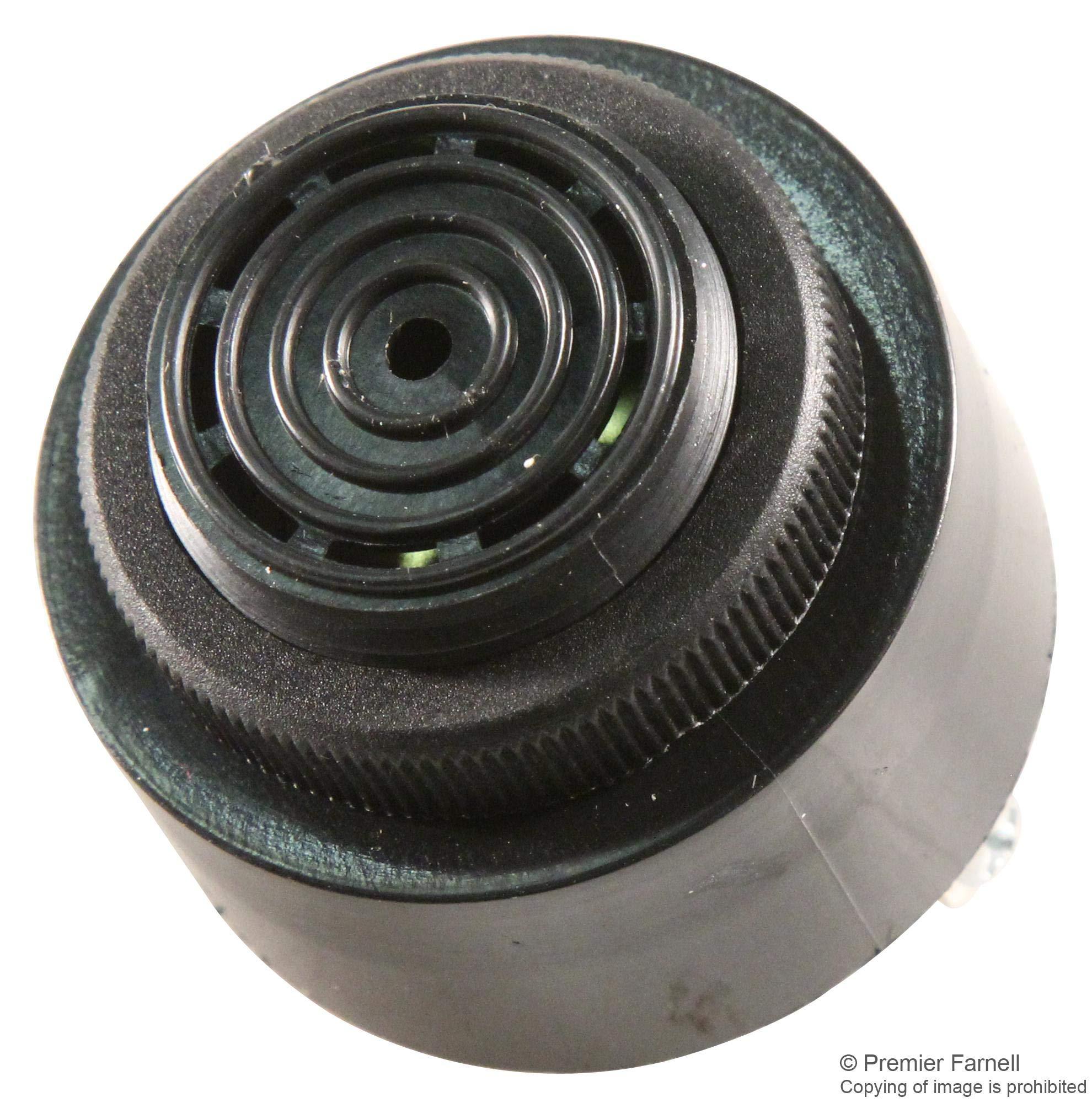 MCKPI-G4320-3677 - Transducer, Piezo, Buzzer, Buzzer, Continuous, 6 V, 28 V, 20 mA, 95 dB (MCKPI-G4320-3677) (Pack of 10) by MULTICOMP