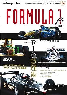 formula 1 file autosport別冊 本 通販 amazon