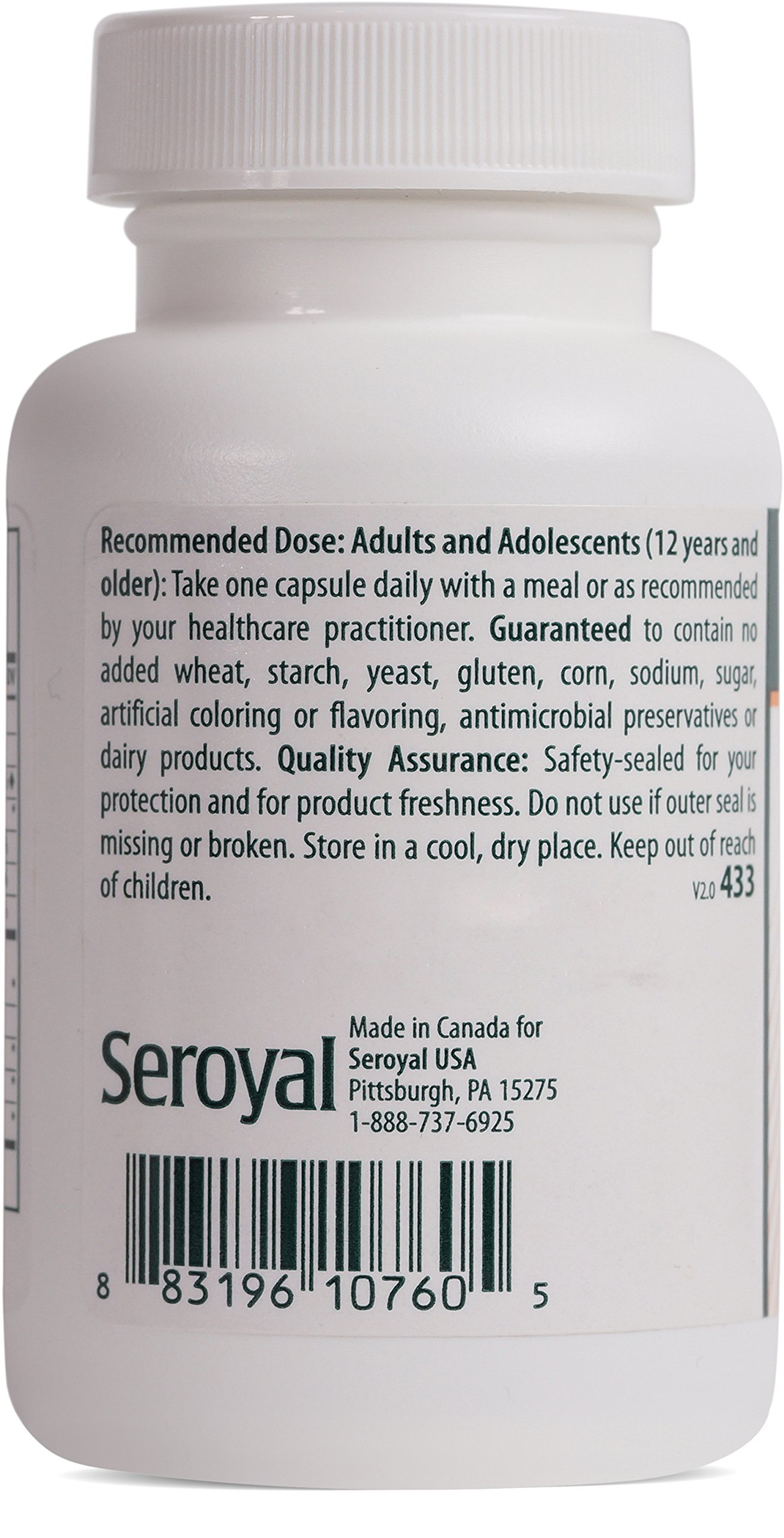 Genestra Brands - Cod Liver Oil DHA/EPA Forte Capsules - Blend of DHA, EPA, and Vitamins A and D - 60 Softgel Capsules by Genestra Brands (Image #3)