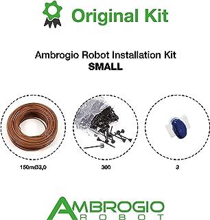Ambrogio Robot 200A00070A Kit Installazione Large (300mØ3,0 + 500 Chiodi + 6 Conn)
