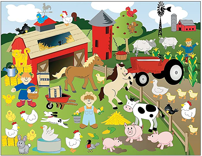 The Best Make A Scene Garden Stickers