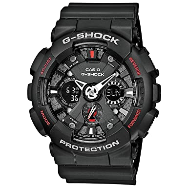 552e510caf1 Men s Black G-Shock Analog Digital Anti-Magnectic (model number GA-120