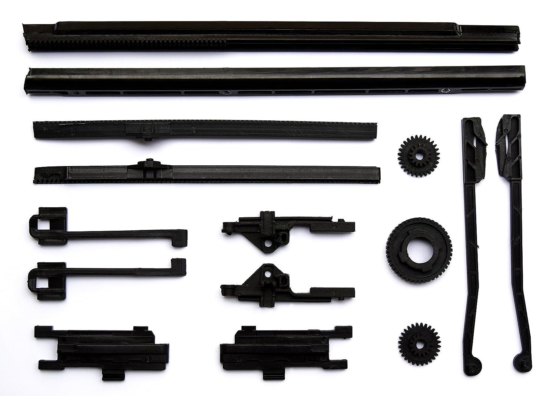 Kit di riparazione Sunroof set completo Clak