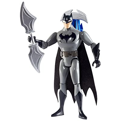 "DC Justice League Action Batman Figure, 4.5"": Toys & Games"