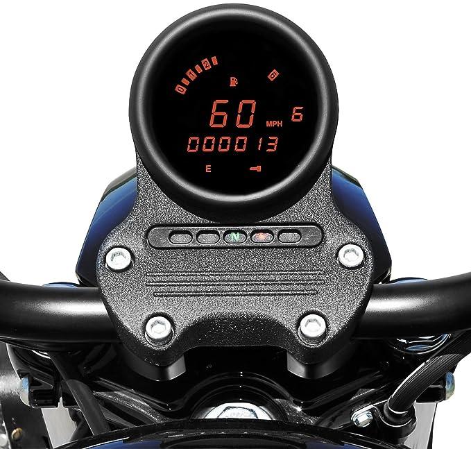Amazoncom Dakota Digital Gauge Speedo 338 Blue Mcl3204k Automotive: Dakota Digital Motorcycle Gauges Wiring Diagrams At Gundyle.co